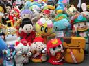 新世界で大阪最大級のゆるキャライベント「第6回 百年縁日」