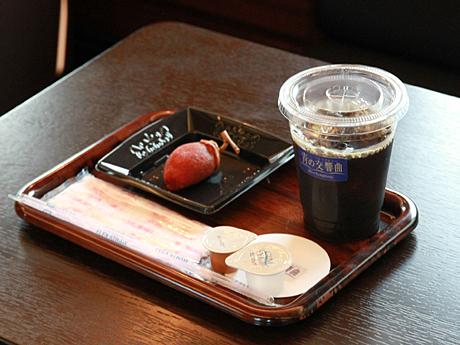 西吉野の柿スイーツセット