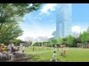 天王寺公園エントランスエリアがリニューアル 芝生広場にレストラン、フットサルコートも