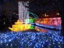 天王寺公園でイルミネーションイベント「あべの・天王寺イルミナージュ」