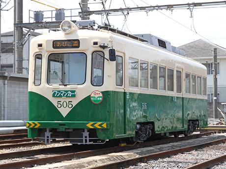 阪堺電車「モ501形車」